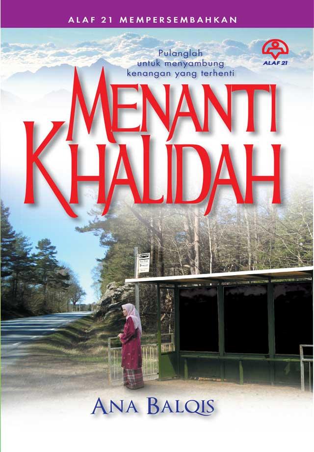 Menanti-Khalidah-หน้าปก-ookbee